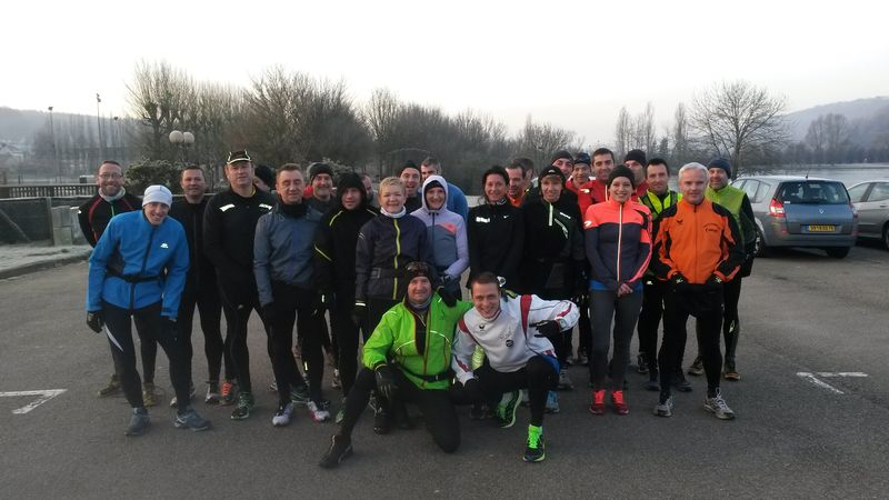 25/01/2015 – Entrainement dominical
