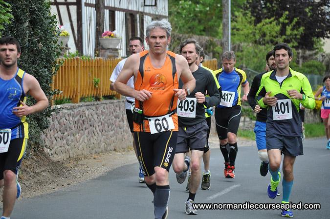 26/04/2015 – Semi Marathon du Marais Vernier