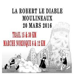 20/03/2016 – Trail La Robert le Diable : Photos et Résultats