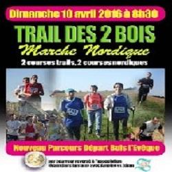 10/04/2016 – Trail des 2 bois