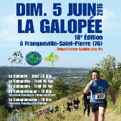 05/06/2016 : La Galopée