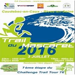 03/07/2016 – Trail du mascaret (maj photos)