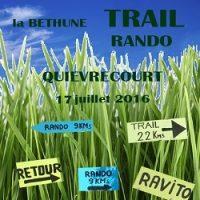 Logo trail de la béthune
