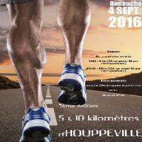 Logo 10 kms houppeville 2016