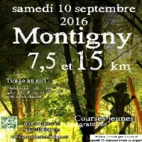 Logo 15 kms de montigny