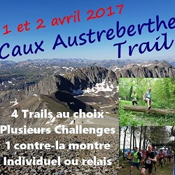 01-02/04/2017 - Caux Austreberte Trail @ Vallée de l'Austreberte