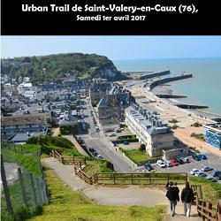 01/04/2017 - Urban Trail de St Valery en Caux @ Saint Valéry en Caux (76)