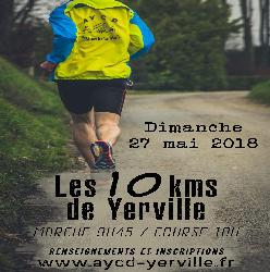 27/05/2018 - 10 km de Yerville @ Yerville (76)