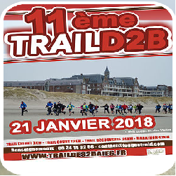 21/01/2018 – Trail D2B (Erratum)