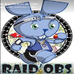 20/01/2018 – Raid'Obs