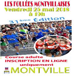 25/05/2018 – Foulées Montvillaises (Maj photos 2)