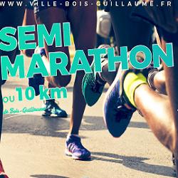 21/10/2018 – 10 km et semi-marathon de Bois-Guillaume