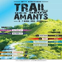 06-07/04/2019 - Trail des 2 Amants (TDA) @ Pitres (27)