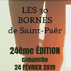 24/02/2019 – 30 bornes de Saint Paër
