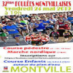 24/05/2019 – Foulées Montvillaises (Maj photos)