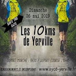 26/05/2019 – 10 km de Yerville