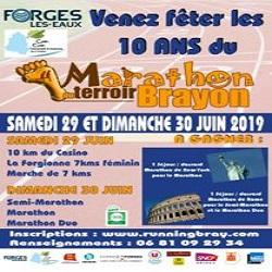 29-30/06/2019 – Marathon Brayon (MAJ infos coureurs)