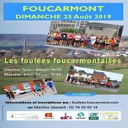 25/08/2019 – Foulées de Foucarmont