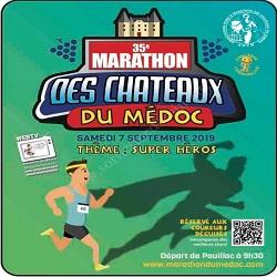 07/09/2019 – Marathon du Médoc