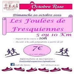 20/10/2019 – Foulées de Fresquiennes
