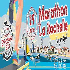 24/11/2019 – Marathon de la Rochelle  Serge VIGOT
