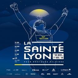 30/11 et 01/12/2019 – SaintéLyon