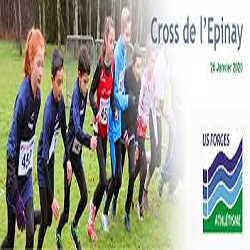 26/01/2020 – Cross de l'Epinay (Maj photos)