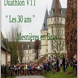 29/12/2019 – Duathlon de Mesnières en Bray (Maj coureur)