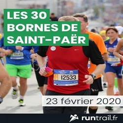 23/02/2020 – 30 bornes de Saint Paër