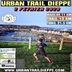 02/02/2020 – Urban Trail de Dieppe