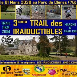 01/03/2020 – Trail des Iraiductibles
