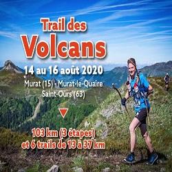 14-16/08/2020 – Trail des Volcans
