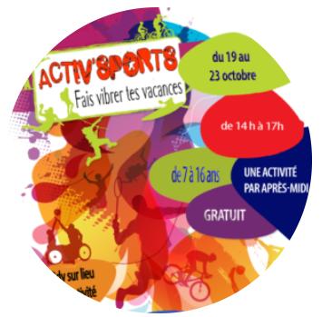 Activ Sport – Octobre 2020